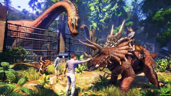 محیط بازی ARK Survival Evolved