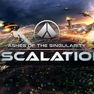 خرید بازی Ashes of the Singularity Escalation