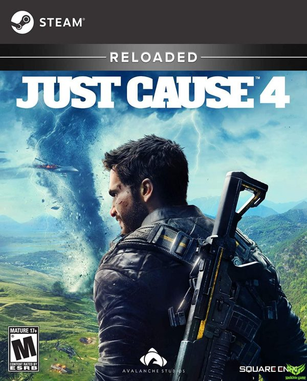 خرید بازی JUST CAUSE 4 RELOADED EDITION