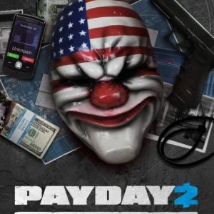 خرید بازی PAYDAY 2: ULTIMATE EDITION