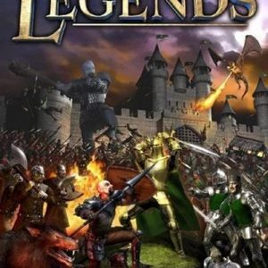 خرید بازی Stronghold Legends