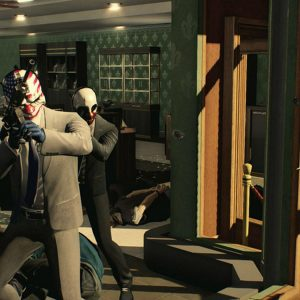 سرقت در PAYDAY 2: ULTIMATE EDITION