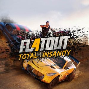 خرید بازی FlatOut 4 Total Insanity