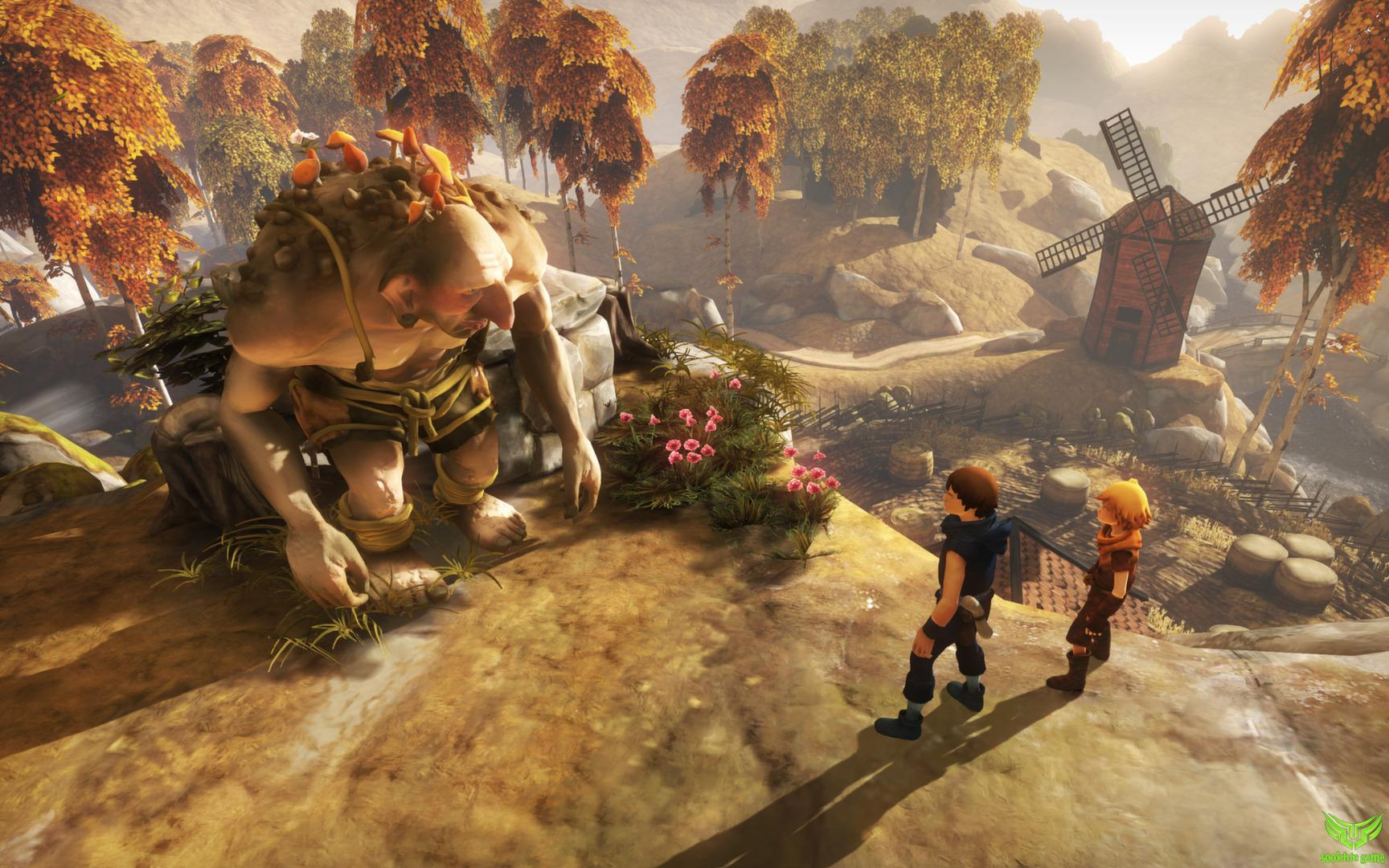 Brothers - A Tale of Two Sons 3