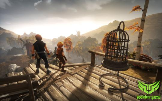 Brothers - A Tale of Two Sons 5