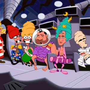 Day of the Tentacle Remastered 11