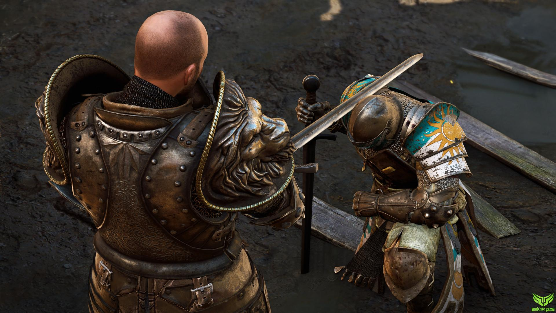 FOR HONOR 1