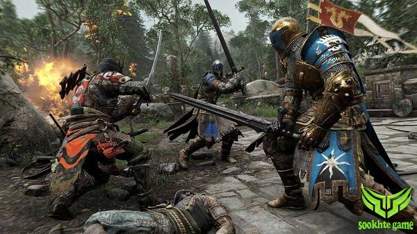 FOR HONOR 4