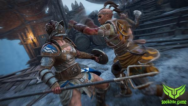 FOR HONOR 8
