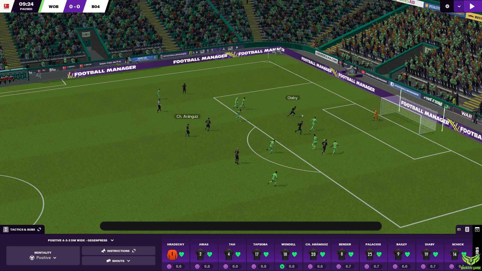Football Manager 2021 1