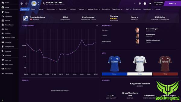 Football Manager 2021 1 5