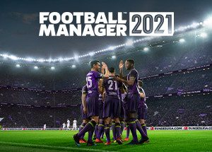 Football Manager 2021 header