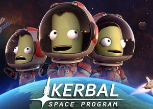 Kerbal Space Program header