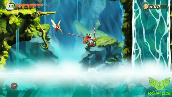 Monster Boy and the Cursed Kingdom 2