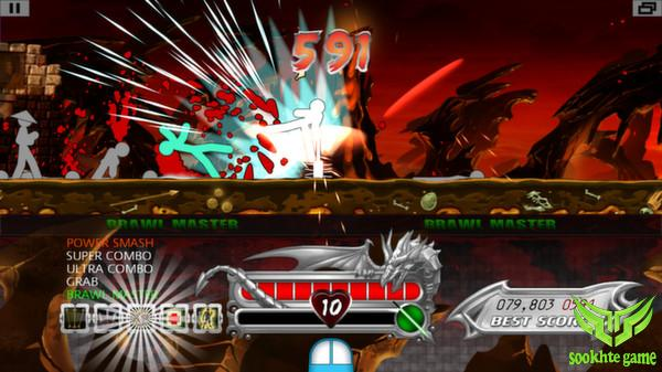 One Finger Death Punch 5