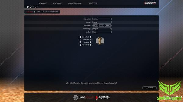 Pro Basketball Manager 2016 14