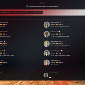 Pro Basketball Manager 2016 5