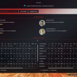 Pro Basketball Manager 2016 6