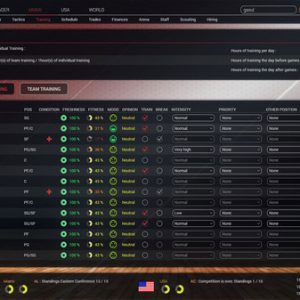 Pro Basketball Manager 2016 7