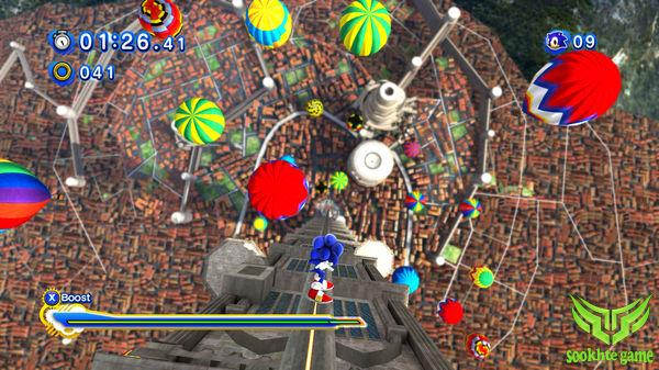 Sonic Generations Collection 10
