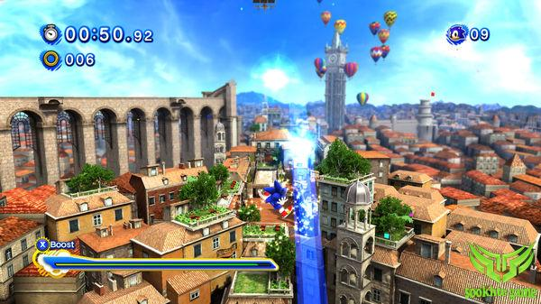 Sonic Generations Collection 13