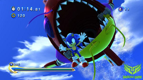 Sonic Generations Collection 5