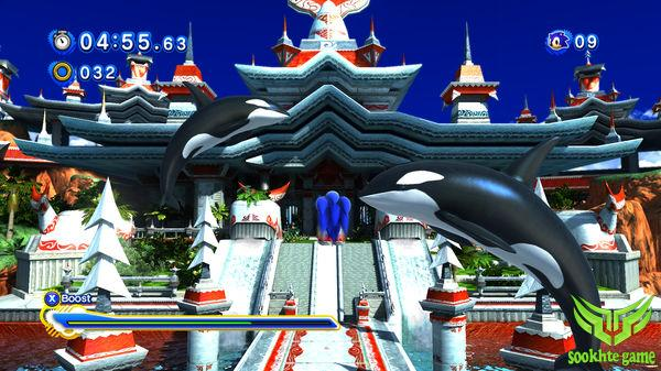 Sonic Generations Collection 7