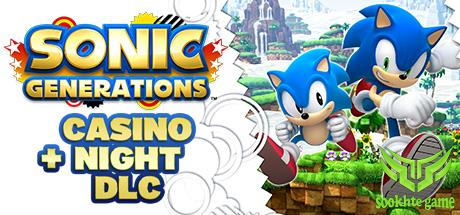 Sonic Generations Collection header
